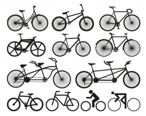 bicycle-vector
